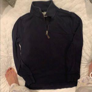Crewcuts boy's half-zip pullover!
